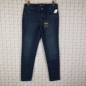 Simply Vera Wang Denim Blue Jeans Pants Size 4